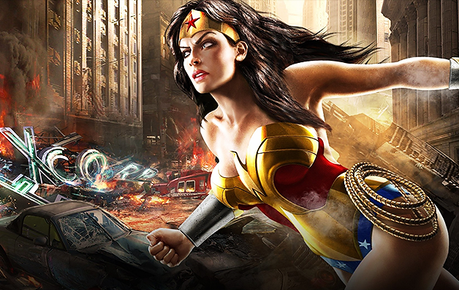 MOVIE | Batman vs Superman : Des détails sur le costume et les armes de Wonder Woman !