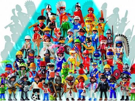 Playmobil célèbre son 40e anniversaire