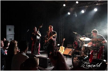 smooth and the bully boys,le funambule,rockabilly
