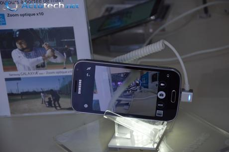 Test Du Samsung Galaxy KZOOM (DARIJA)