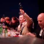 Gastronomie : Dolce Vita dans le Dinner in the Sky (VIDEO)