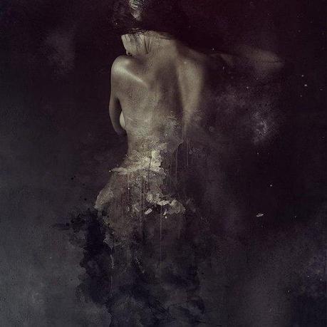 OBSCURE SERIE   FABIO SELVATICIphotographie peinture digital art