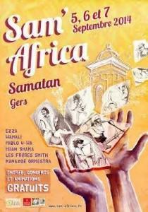 Sam'Africa, Festival des musiques Africaines à Samatan, Gers