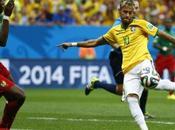 Coupe monde Neymar porte Brésil