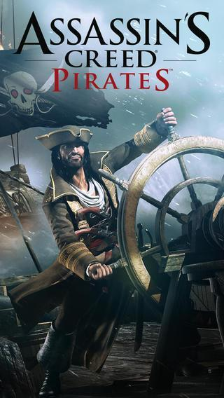 Assassin's Creed Pirates sur iPhone, place au nouveau chapitre