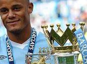 Manchester City Kompany fidèle Citizens