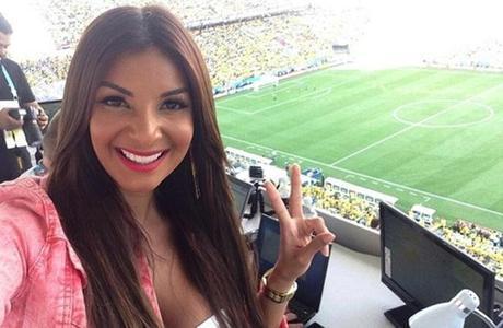 Le Top 10 des journalistes les plus sexy de la Coupe du monde