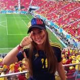 Nicole Regnier: on la surnomme déjà la Bekcham colombienne
