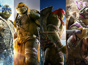MOVIE Teenage Mutant Ninja Turtles Quatre nouvelles affiches trailer