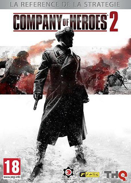 Company of Heroes 2: The Western Front Armies – Disponible aujourd'hui sur PC‏