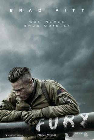 [News] Fury : la guerre des tanks de David Ayer !
