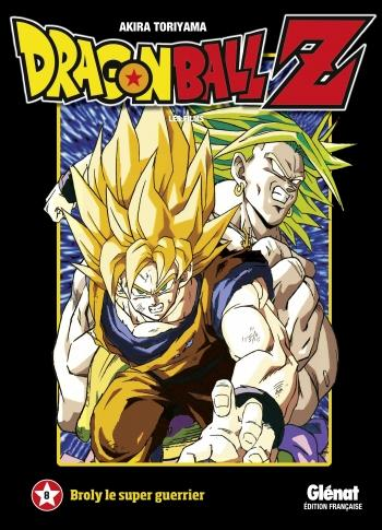 Dragon Ball Z - Film 08 Broly le super guerrier - Akira Toriyama