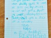 petite fille écrit lettre Google, Google répondu