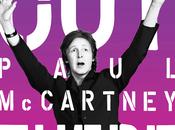 Paul McCartney ajout concert tournée #outthere