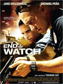 End of watch Jake gyllenhaal brian taylor