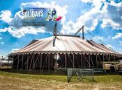 Reportage Solidays, coulisses montage