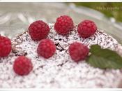 Gâteau extra moelleux chocolat demi décoré seulement
