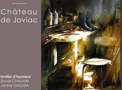 Cinquième biennale d'aquarelle Rochemaure