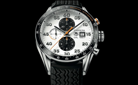 TAG Heuer Carrera McLaren 1974 Edition hommage à Emerson Fittipaldi