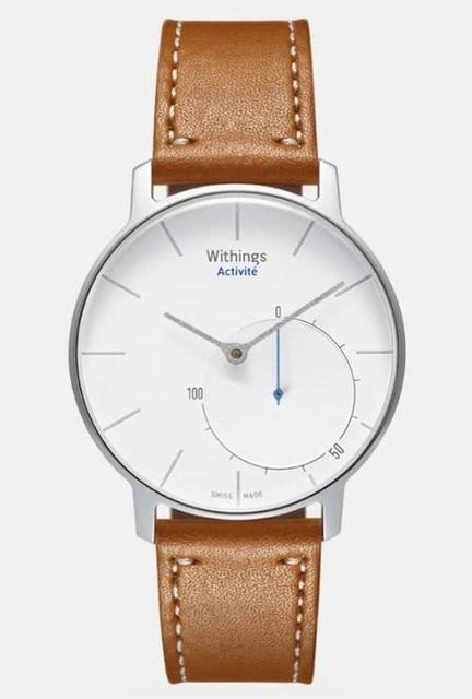 Withings : l'horlogerie se connecte