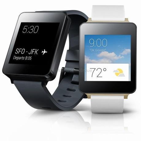 Précommandez un smartphone LG G3 et recevez une montre connectée LG G Watch