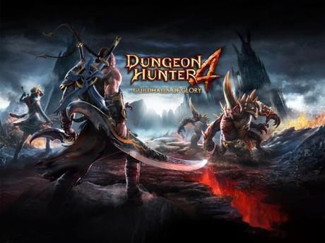 Dungeon Hunter 4 sur iPhone, voici la mise à jour GUILDHALLS OF GLORY