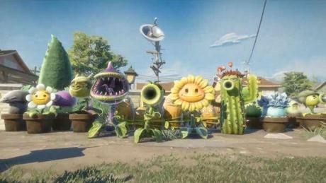 Plants vs. Zombies Garden Warfare désormais diponible sur PC