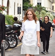 Stella McCartney à la Milan Store Party