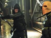 Arrow, saison criminel yeux reptiliens méchant