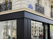 Design nouvelle boutique parisienne Meridiani