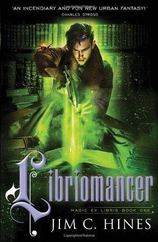 Magic Ex Libris T.1 : Libriomancer - Jim C. Hines