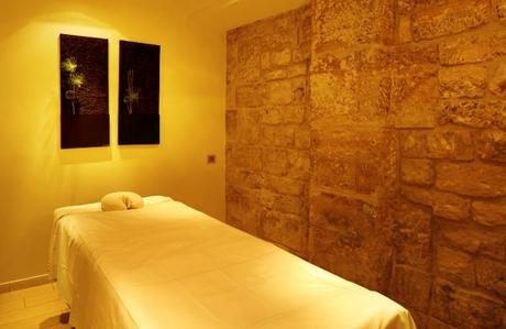 CABINE 2 SPA HOTEL ST HAMES ALBANY PARIS