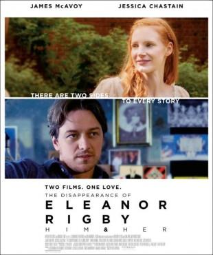 [News] Eleanor Rigby : la love story de Jessica Chastain et James McAvoy