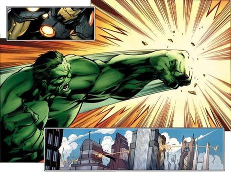 ORIGINAL SIN #3.1 HULK Vs IRON MAN : LA REVIEW