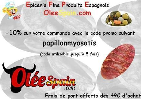 code promo Oleespain réduction