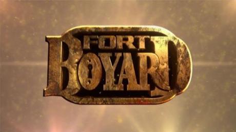 Fort Boyard du samedi 28 juin août 2014