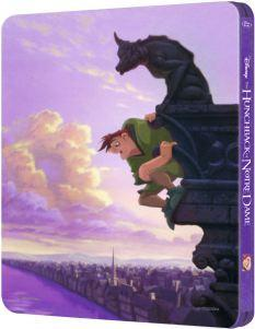 The Hunchback of Notre Dame [Steelbook Alert]