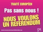 traité européen : pas sans nous !