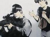 Banksy graffeur urbain engagé