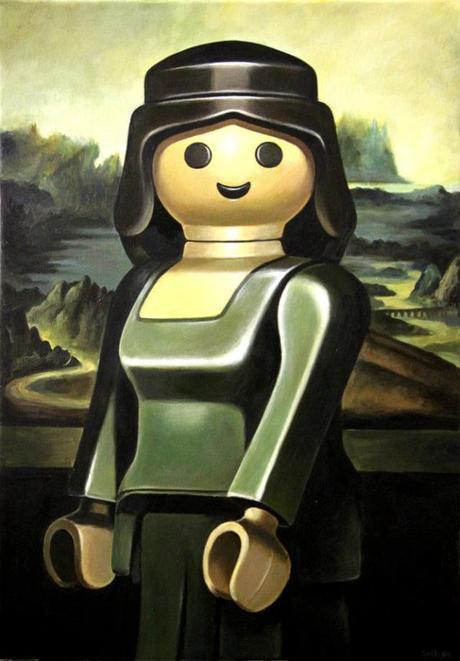 La Joconde, Da Vinci