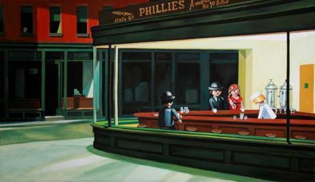 Nightawks, Hopper
