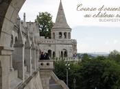 Budapest. Course d'orientation château royal, entre savoirs utiles inutiles.