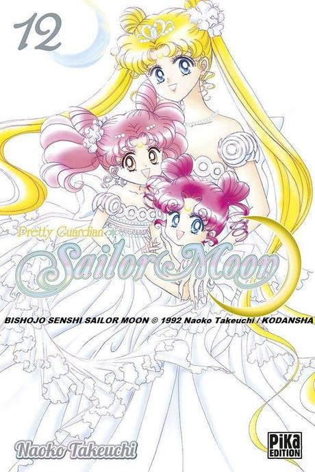Sailor Moon tome 12