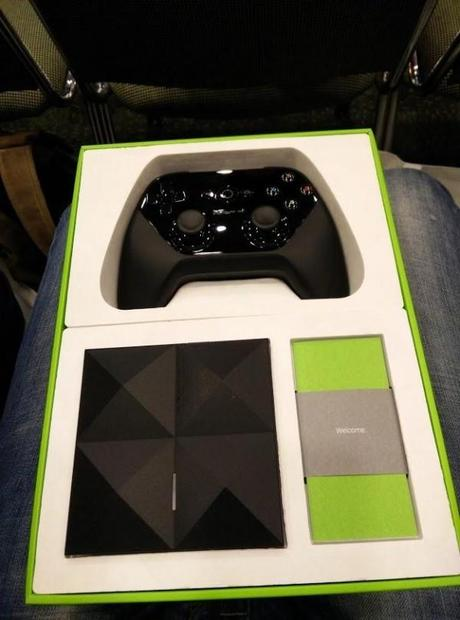 android  tv controller 600x809 Android TV : Aussi pour jouer...