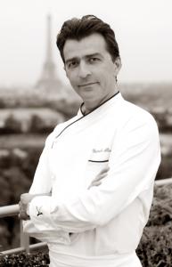 Visite déco : restaurant Molitor à Paris