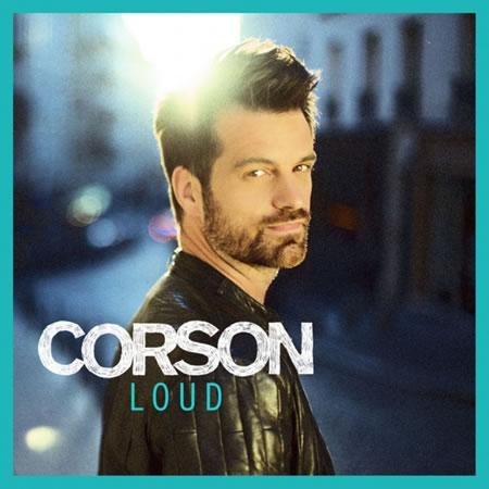 Corson pochette single Loud - DR