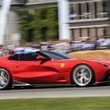 Ferrari F12 TRS: du sur-mesure