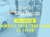 Saint-Maclou transforme votre salon terrain foot minutes!