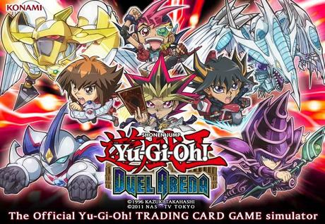 Yu-Gi-Oh! Duel Arena disponible‏