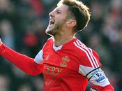 Liverpool Lallana officiellement